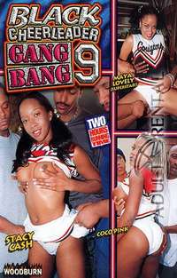Black Cheerleader Gang Bang 9 | Adult Rental