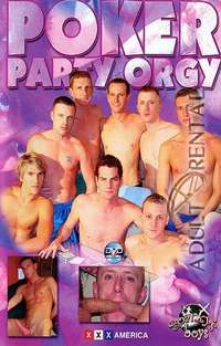 Poker Party Orgy | Adult Rental