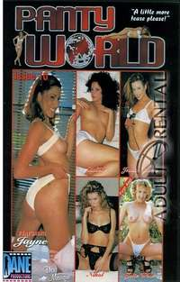 Panty World Issue 10 | Adult Rental