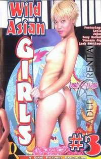 Wild Asian Girls 3 | Adult Rental