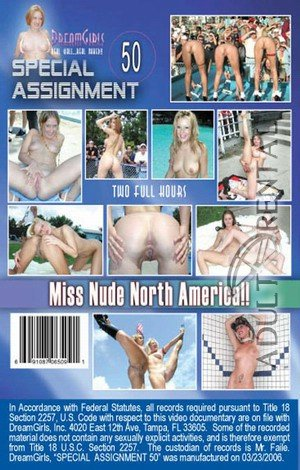 Special Assignment 50 Porn Video Art