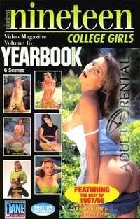 Nineteen Video Magazine Volume 15 | Adult Rental