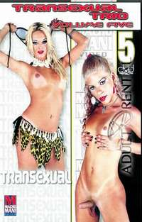 Transexual Trio 5 | Adult Rental