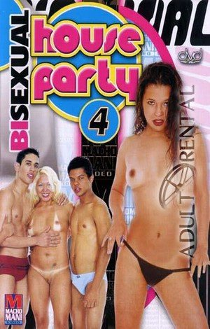 Bisexual House Party 4 Porn Video