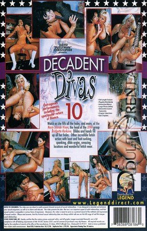 Decadent Divas 10 Porn Video Art
