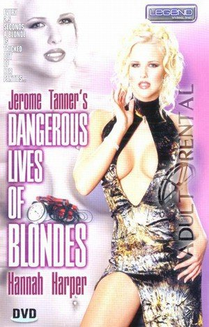 Dangerous Lives Of Blondes Porn Video Art