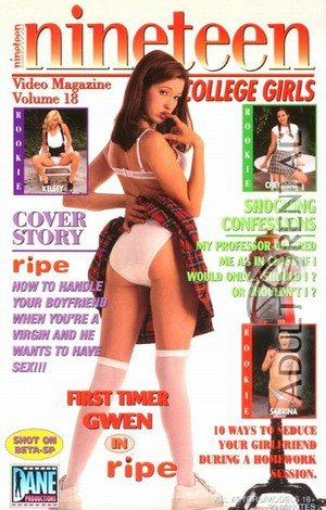 Nineteen Video Magazine Volume 18 Porn Video