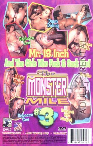 The Monster Mile 3 Porn Video Art
