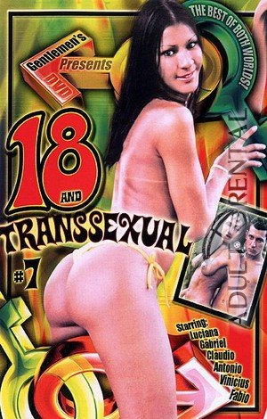 18 & Transsexual #7 Porn Video Art