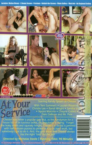 At Your Service Porn Video Art
