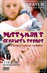 Pussyman's Greatest Scenes | Adult Rental