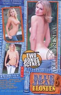 Blue Jean Blondes #6 | Adult Rental