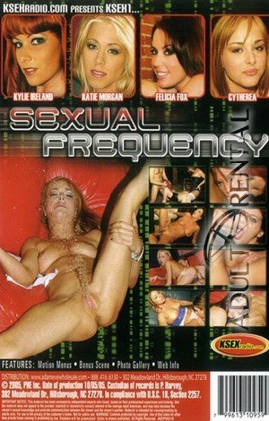 Ksex 1: Sexual Frequency Porn Video Art