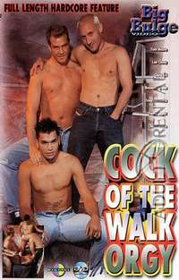 Cock Of The Walk Orgy | Adult Rental