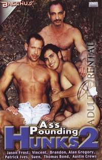 Ass Pounding Hunks 2 | Adult Rental
