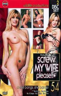 Screw My Wife Please!! 54 Disc 2 | Adult Rental