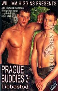 Prague Buddies 3 | Adult Rental