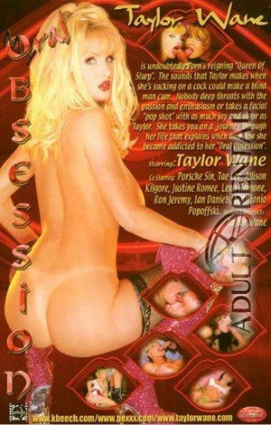 Taylor Wane's My Oral Obsession Porn Video Art