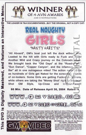 Real Naughty Girls: Nasty Habits Porn Video Art