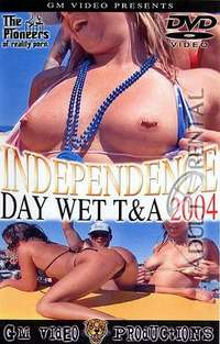 Independence Day Wet T&A 2004
