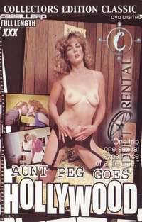 Aunt Peg Goes Hollywood | Adult Rental