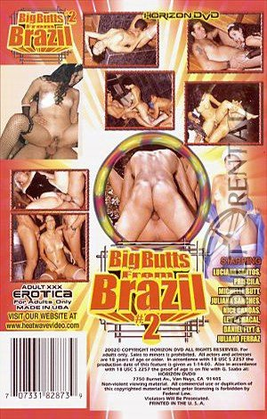 Big Butts From Brazil #2 Porn Video Art