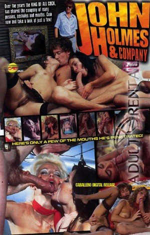John Holmes & Company Porn Video Art