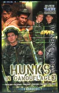 Hunks In Camouflage 3 | Adult Rental