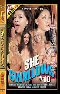 She Swallows 10