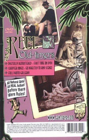 Reel Old Timers 3 Porn Video Art