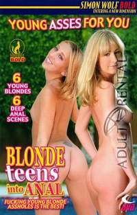 Blonde Teens Into Anal | Adult Rental