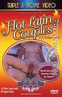 Hot Latin Couples 3 | Adult Rental