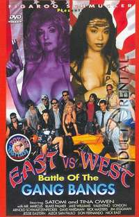 East vs. West: Battle Of The Gang Bangs | Adult Rental