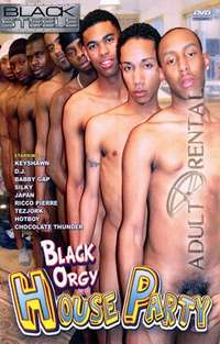Black Orgy House Party | Adult Rental