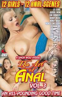 The Art of Anal 3