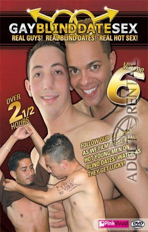 Gay Blind Date Sex #6 Porn Video