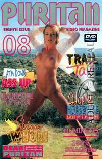 Puritan Video Magazine 8 | Adult Rental
