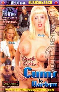 Candy Cotton Cums to Harlem | Adult Rental