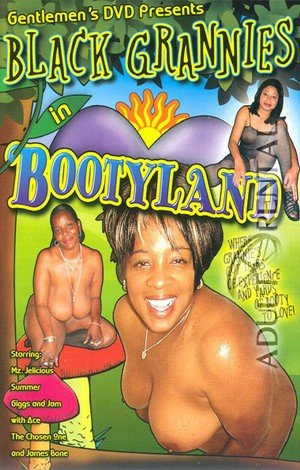 Black Grannies In Bootyland Porn Video Art
