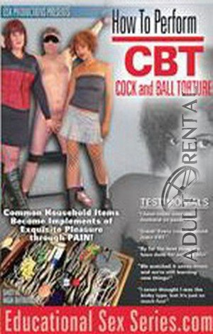 How To Perform CBT Porn Video Art