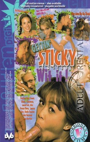 Gettin' Sticky Wit It Porn Video Art