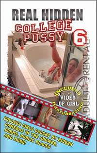 Real Hidden College Pussy 6 | Adult Rental