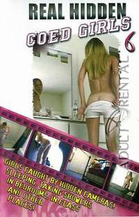 Real Hidden Coed Girls 6 | Adult Rental