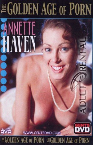 Golden Age Of Porn: Annette Haven Porn Video Art