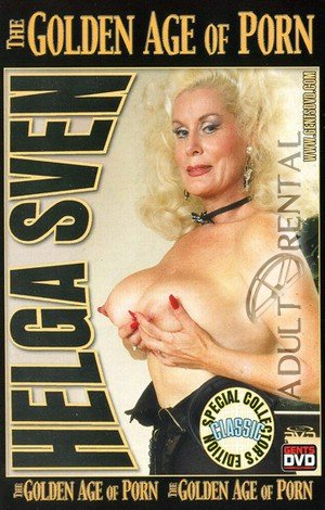 Golden Age Of Porn: Helga Sven Porn Video Art