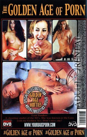 Golden Age Of Porn: Loni Sanders Porn Video Art