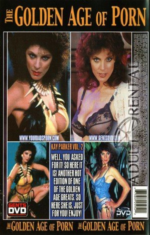 Golden Age Of Porn: Kay Parker 2 Porn Video Art