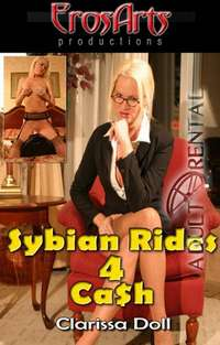 Sybian Rides 4 Cash: Clarissa Doll | Adult Rental