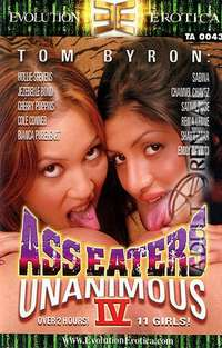 Ass Eaters Unanimous 4 | Adult Rental