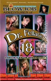 The Blowjob Adventures Of Dr.Fellatio 18 | Adult Rental